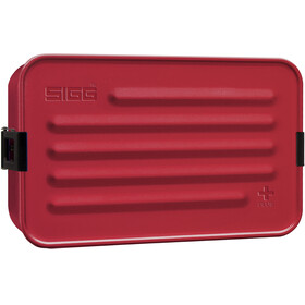 Sigg Matlåda Metal Box Plus L Red